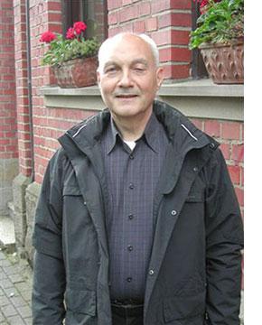 Pastor Michael Clemens